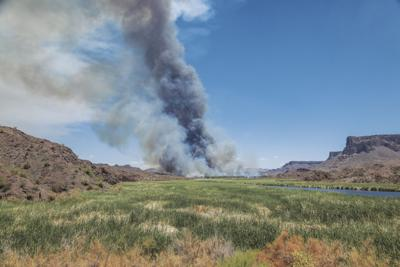Planet Ranch Fire