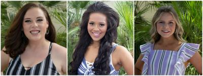 State pageant candidates