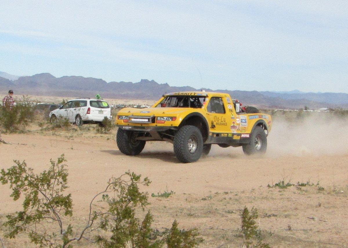 Randy Merritt truck