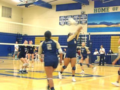 10-6 PHS volleyball