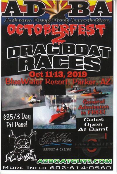 Drag Boat races