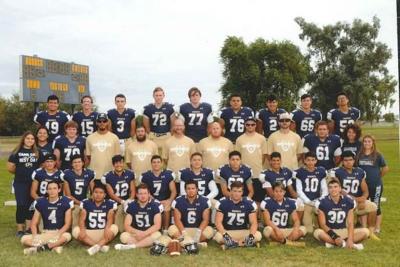 Broncs team photo