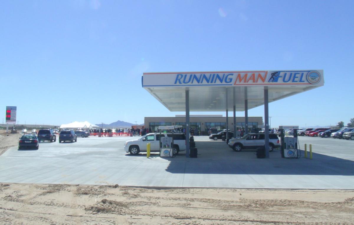 Running Man Fuels open