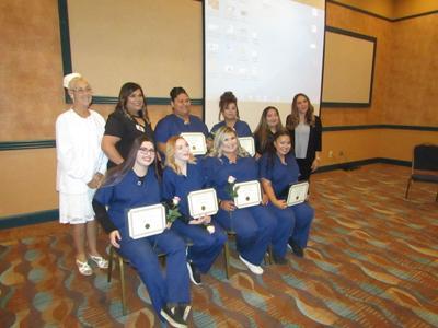 RCBH CNA graduates
