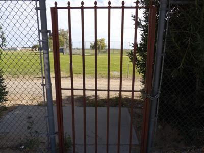 Baseball locked