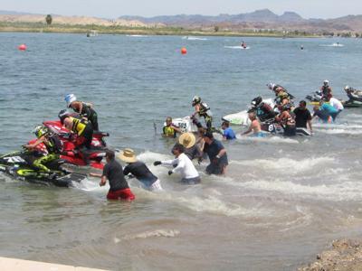 PWC races