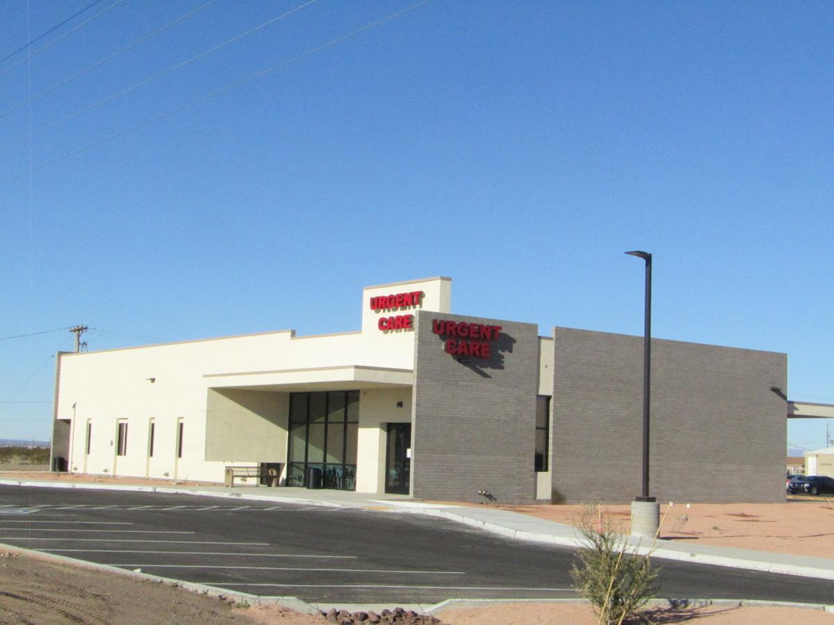 New facility 1