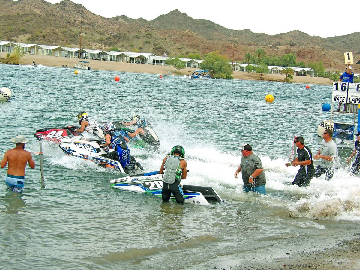 PWC races 1