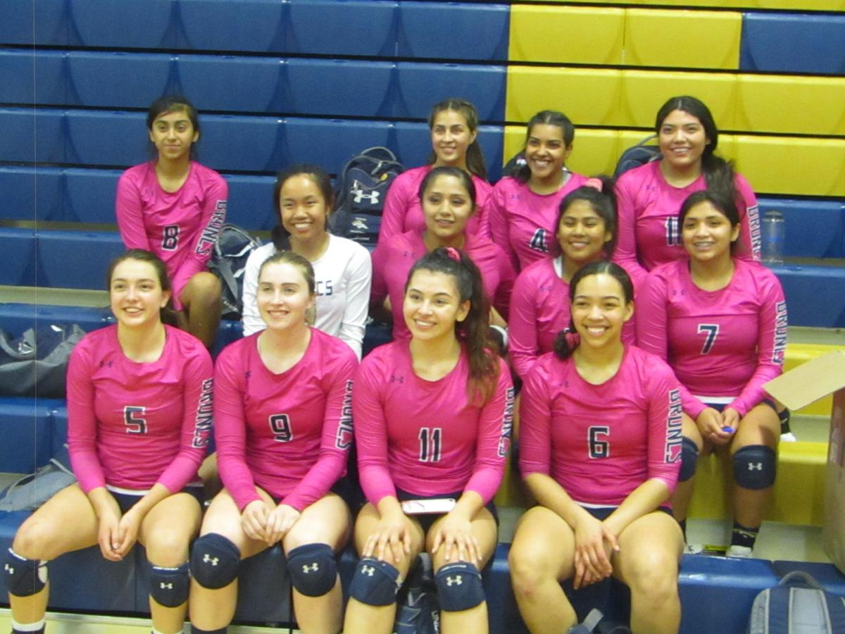 Broncs volleyball