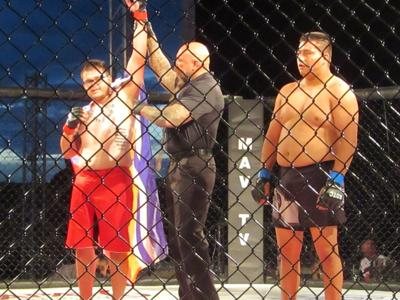 MMA at BlueWater