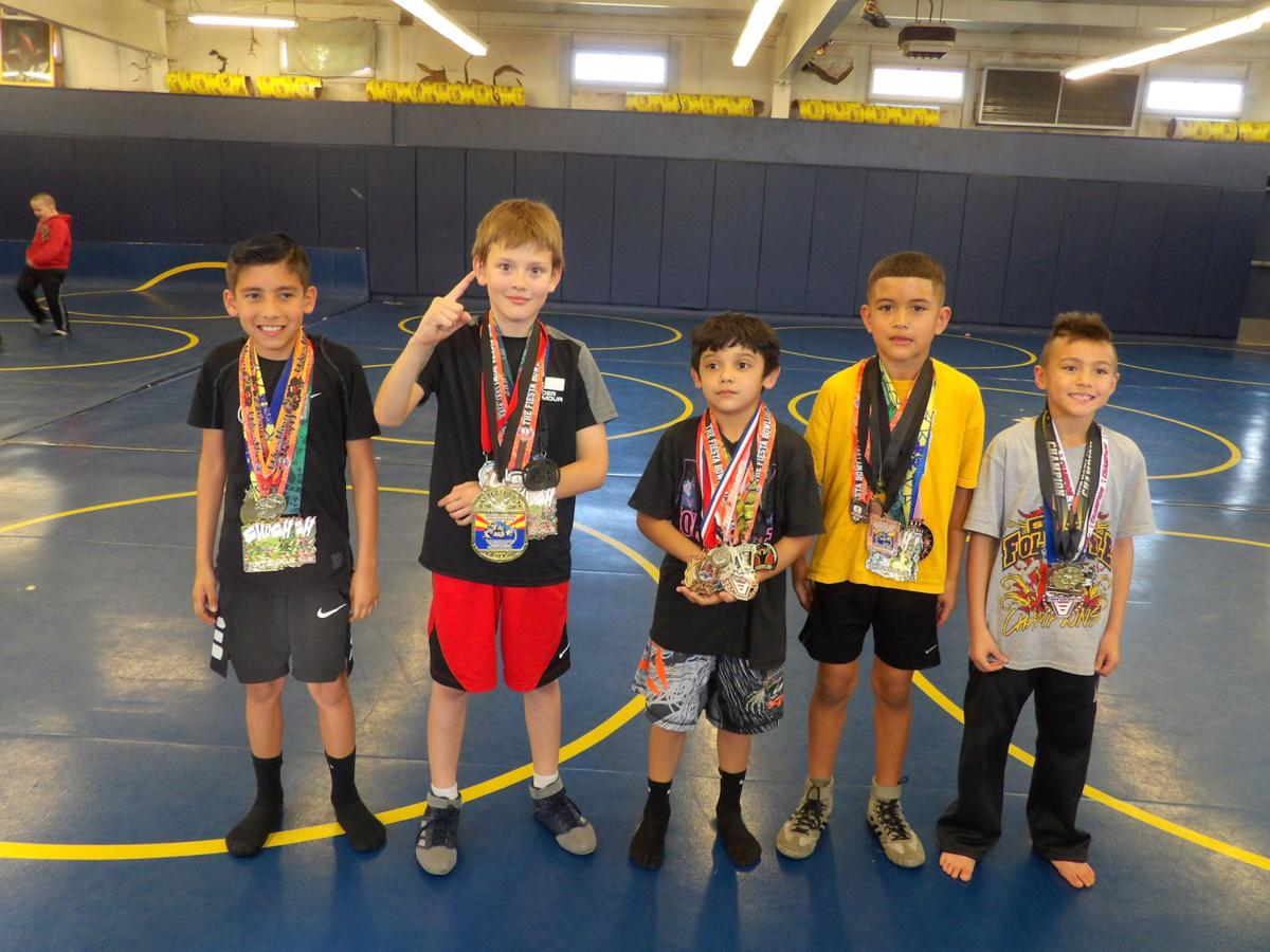 Junior High Wrestling 2