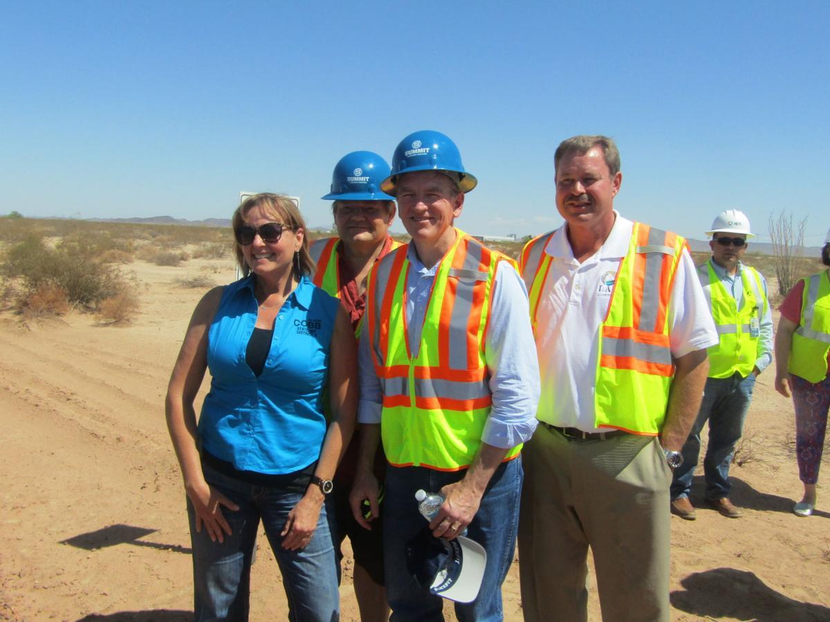 U.S. and State Legislators visit Rose Acre Farms | News ...