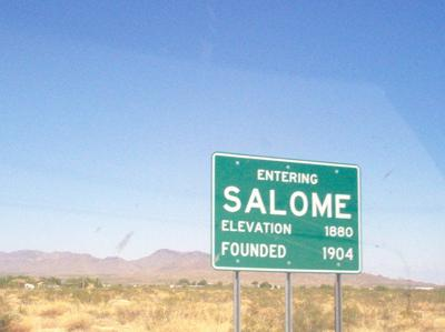 Salome sign