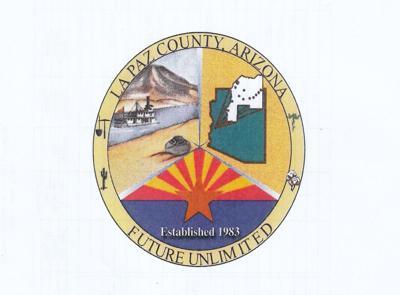 La Paz County seal