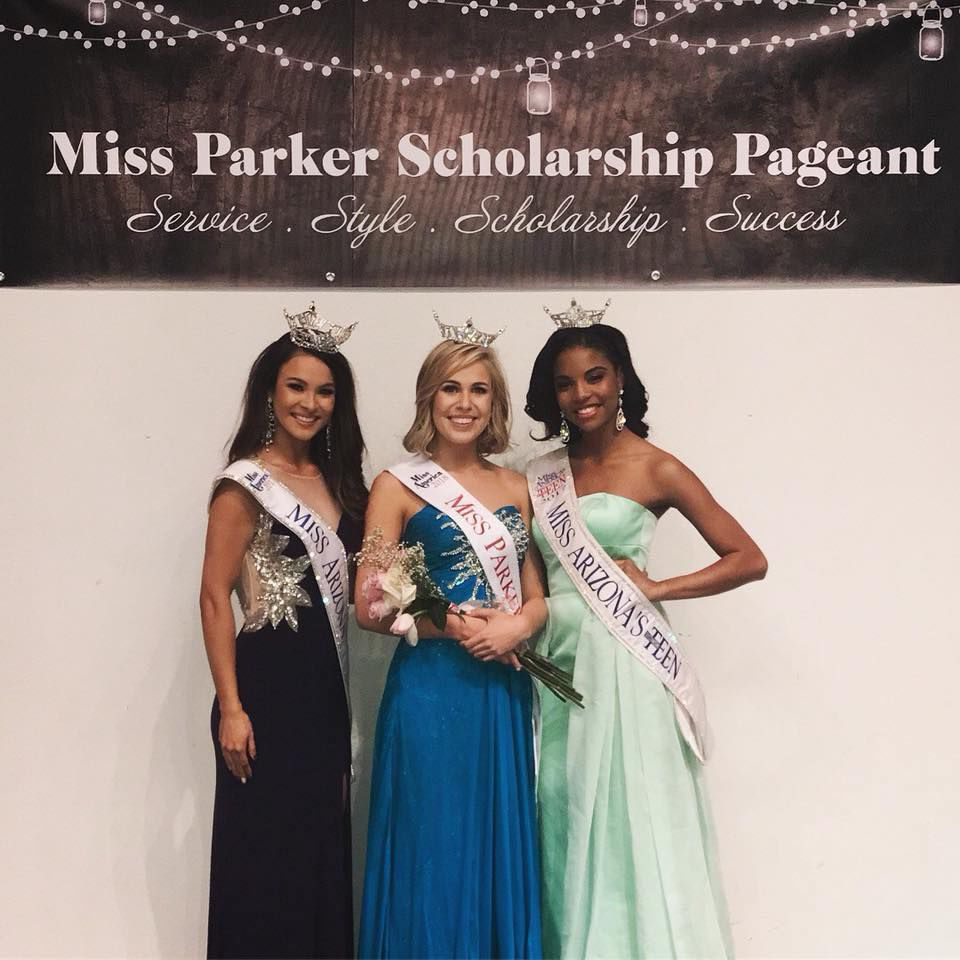 Miss Parker 2018 Herrell named Miss Parker
