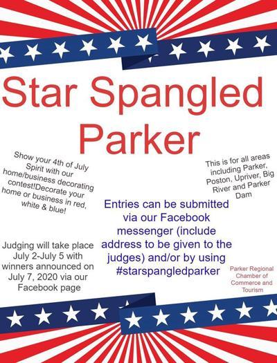 Star Spangled Parker