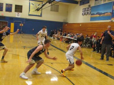 PHS boys basketball