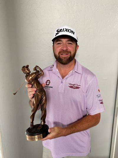 Parker Open winner