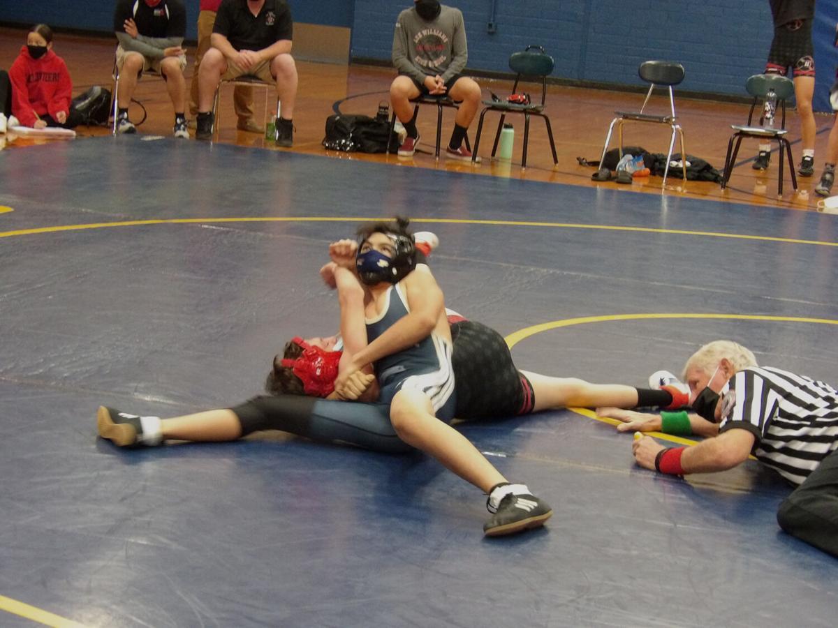 PHS wrestling 1