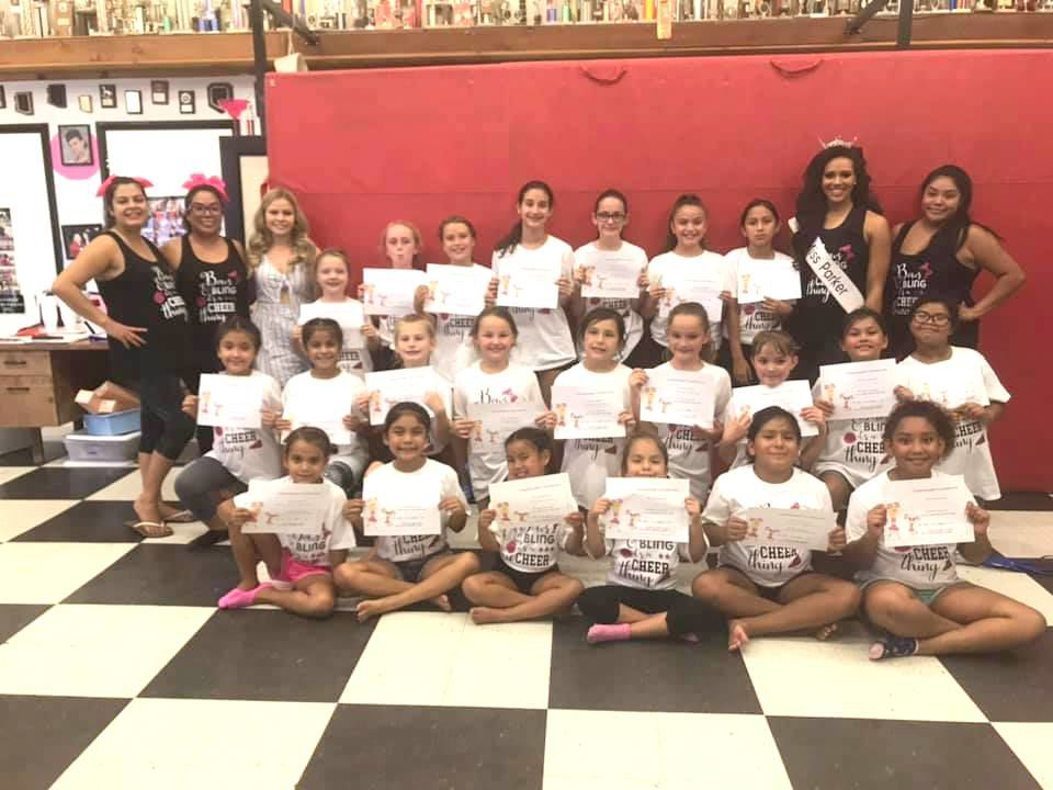 All-Star Cheer Camp