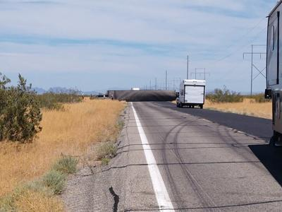 Accident closed SR 95 for a time Sunday   News
