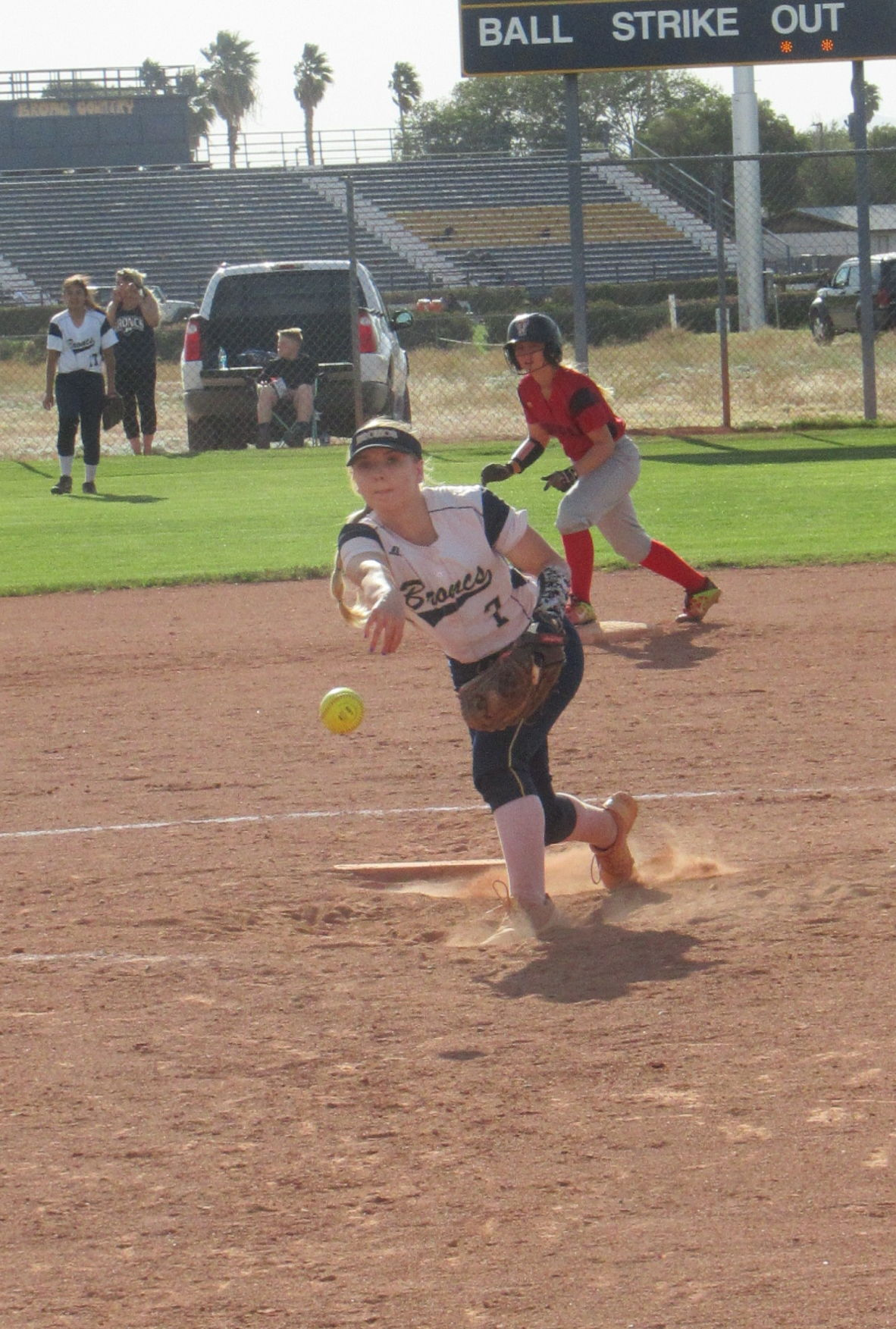 PHS softball 1