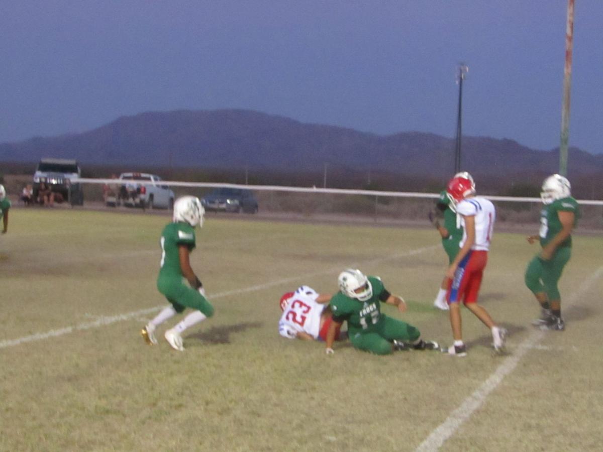 SHS football 2