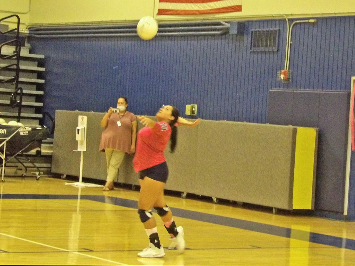 PHS volleyball 2