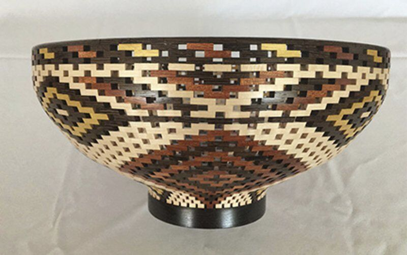 Area artist's bowl an award-winner