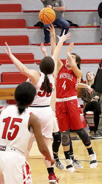 Rally falls short for Lady Warriors