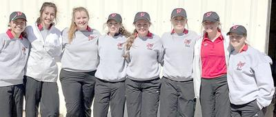 Lady Panthers fifth at Purcell