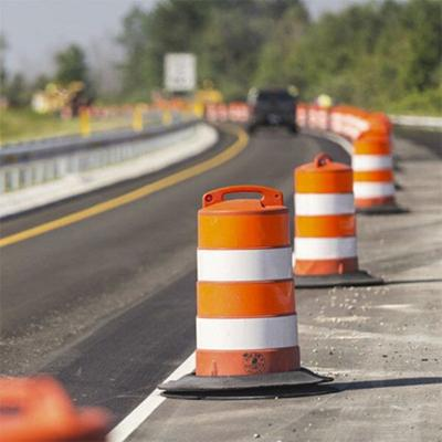 Traffic jams up with road projects