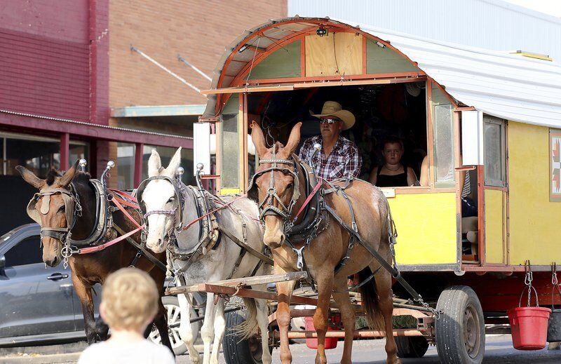 Pictures from Stratford Rodeo Parade