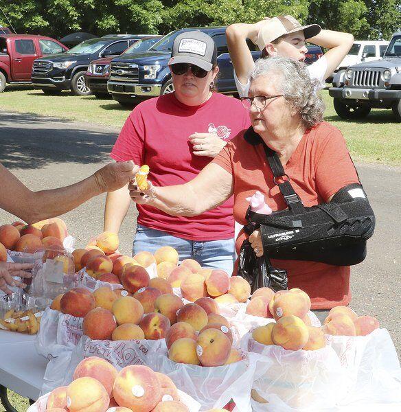 Peachy good time