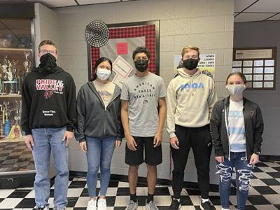 November nod for PVHS students