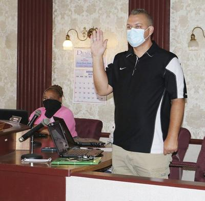 Council gets two new members