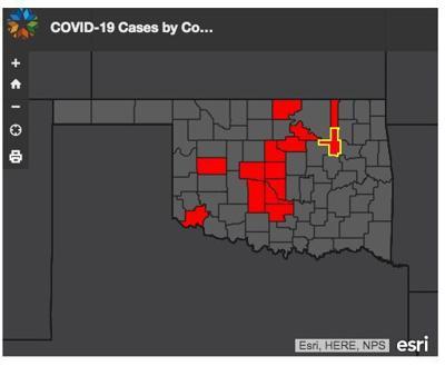 BREAKING: Garvin County has first case of confirmed Coronavirus