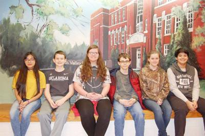 JH students get February honor