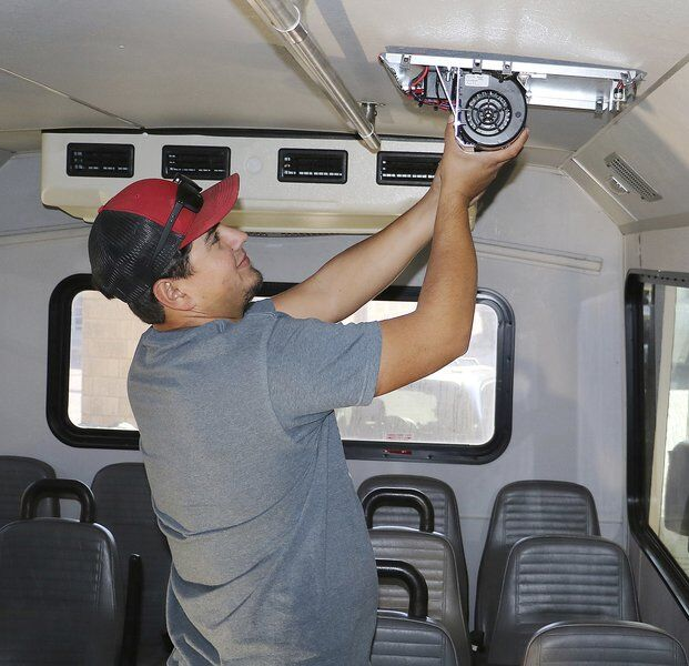 Transit buses get some fresh air
