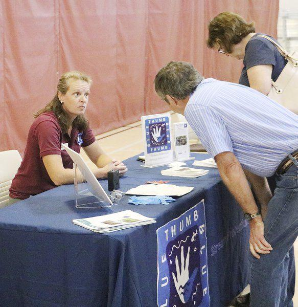 Fair looks closer at water safety | Local News - Pauls Valley Daily Democrat