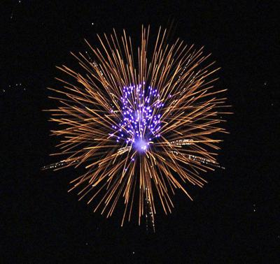 Fireworks return to PV park