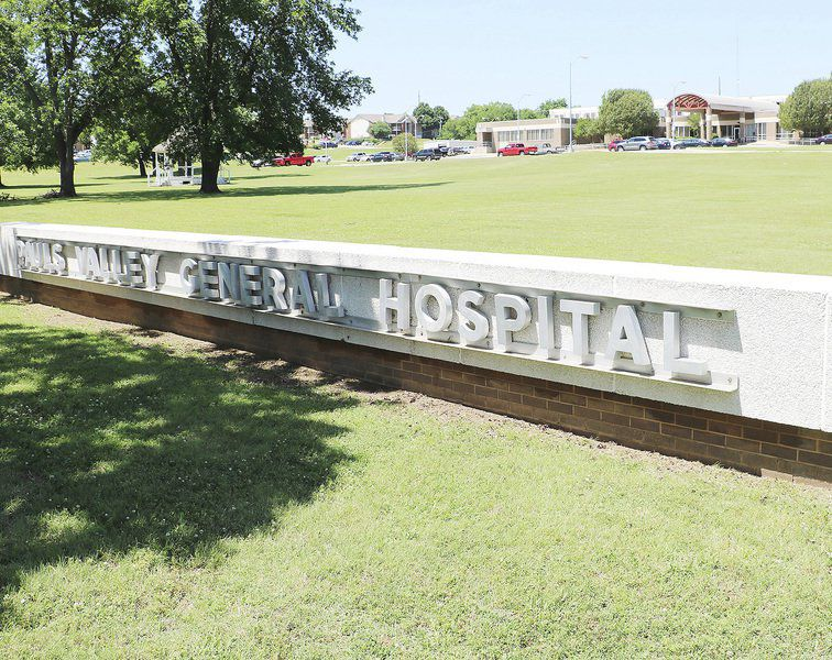 Next step taken for hospital's future