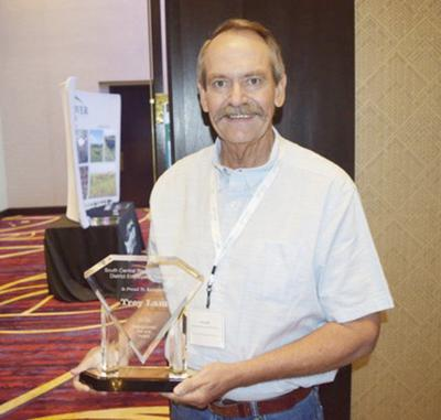 Conservation honor goes to PV man