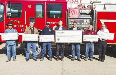 Midship donates to rural firefighters