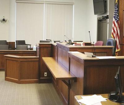 Courtroom safety a bit tricky