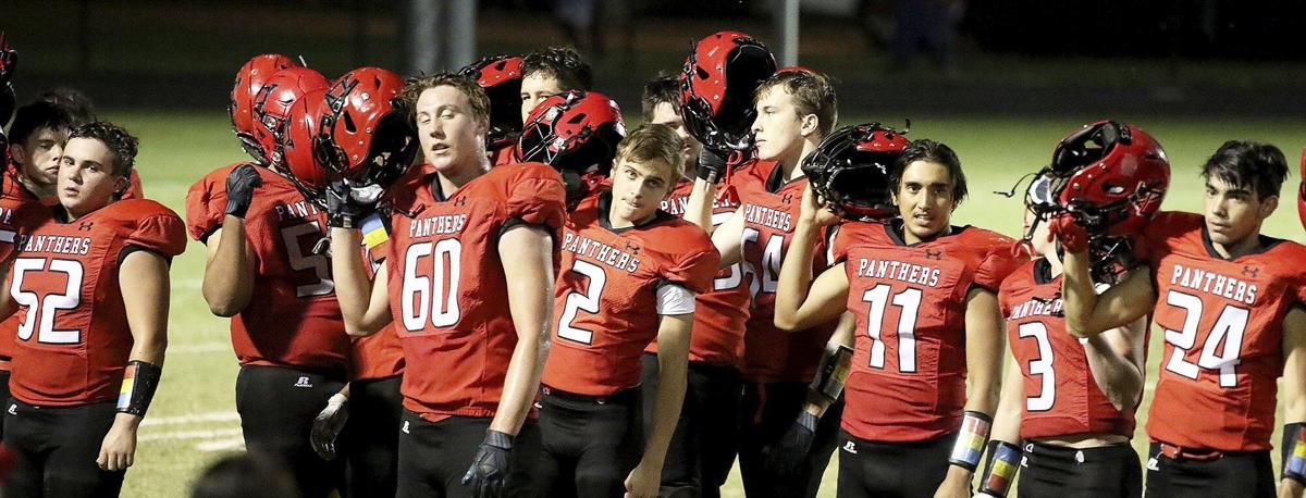 Panther offense sputters against Sulphur
