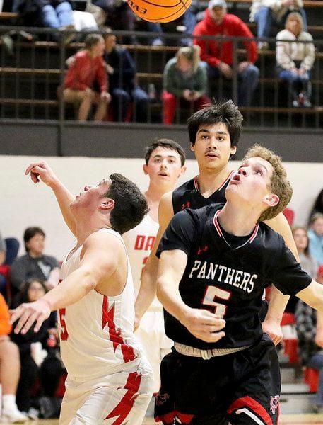 Panthers roll past Davis