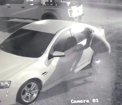 Lock doors, avoid car hopping