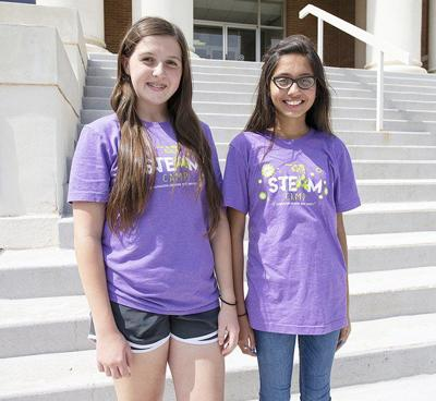 STEM camp gets local students