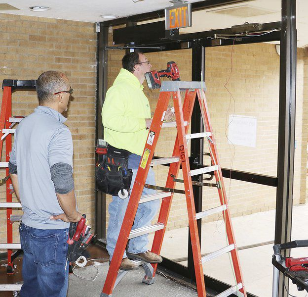 Courthouse to get security upgrades